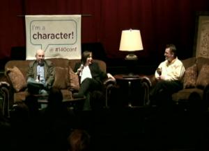 Entrepreneur Panel #140conf Detroit