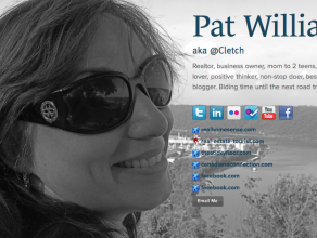 about.me profile
