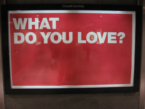 What do you love? By elsamu on Flickr