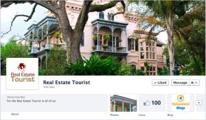 Real-Estate-Tourist facebook timeline banner