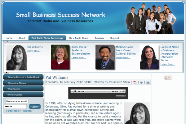 Small Business Success Network