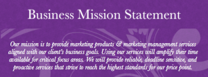cybercletch-business-mission-statement