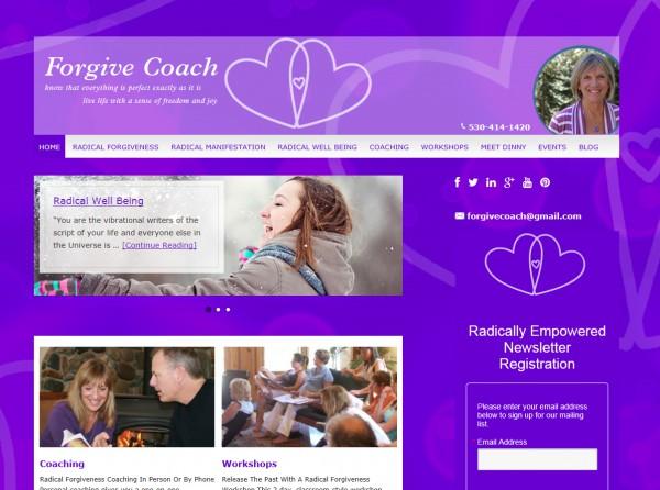 ForgiveCoach.com