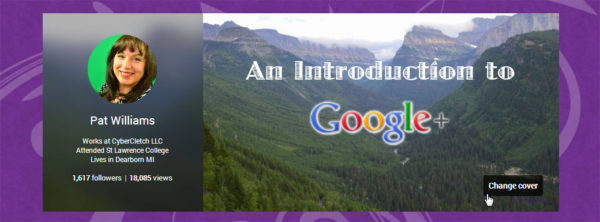 Introduction to Google+