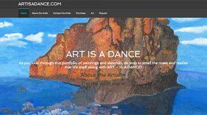 sample-artist-websites