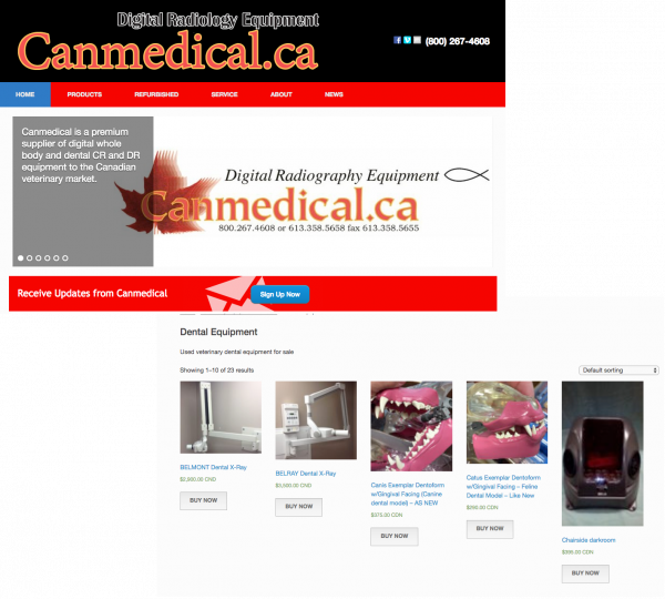 canmedical-veterinary-supply-company-canada-website-portfolio