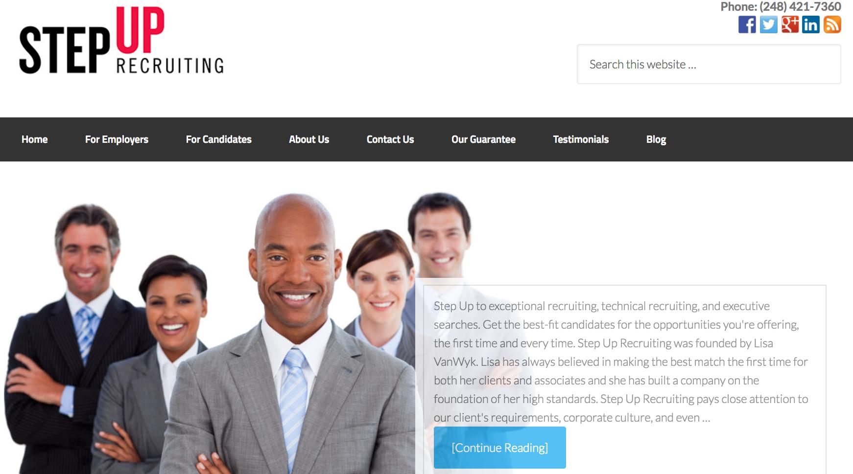 Detroit Recruiting Company