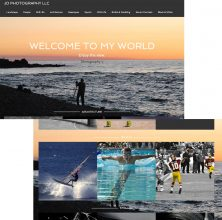 Websites for Photographer Portfolio