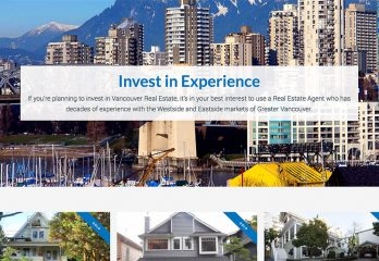 Vancouver Real Estate Website Design